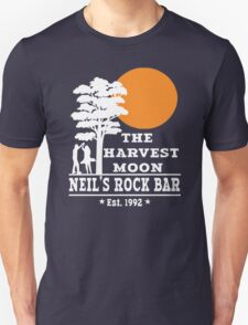 Neil Young Inspired Harvest Moon CSN&Y Rock T-Shirt