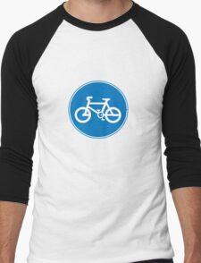 Cycle Men's Baseball ¾ T-Shirt