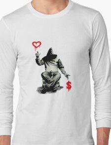 Love Over Money Long Sleeve T-Shirt