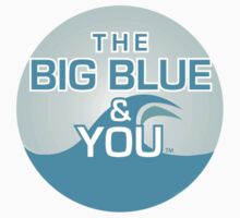 The Big Blue Logo Kids Clothes