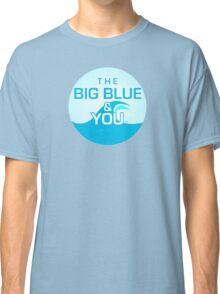 The Big Blue Logo Classic T-Shirt