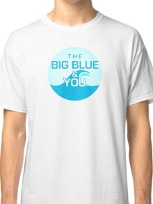 The Big Blue Logo Classic T-Shirt