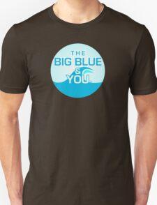 The Big Blue Logo Unisex T-Shirt
