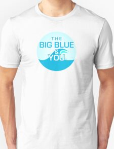The Big Blue Logo T-Shirt
