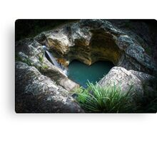 Killarney Glen Falls Canvas Print
