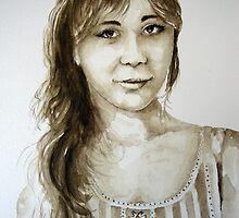 retrato a sepia.. by Almeida Coval