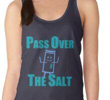 Pass Over The Salt Women's Tank Top