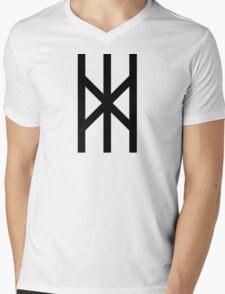 Winter's Rune Mens V-Neck T-Shirt