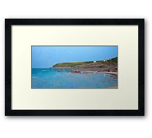 Heat of the Day Framed Print