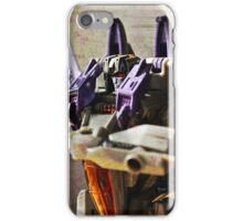 Skywarp Portrait iPhone Case/Skin