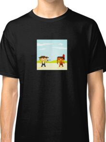 1891 (Cowboys and Indians) Classic T-Shirt