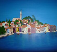Rovinj by machka