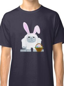Cute Easter Yeti Classic T-Shirt
