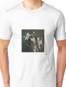 Slipstream Portrait Unisex T-Shirt