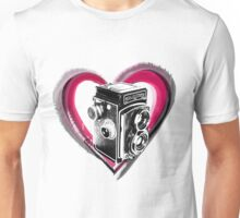 Rollei Love Unisex T-Shirt