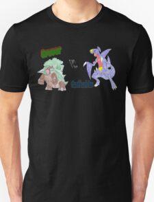 Grover vs. Gaafhadrim Unisex T-Shirt