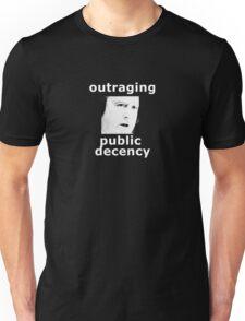 Outraging public decency T-Shirt