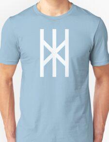Winter's Rune (White) Unisex T-Shirt