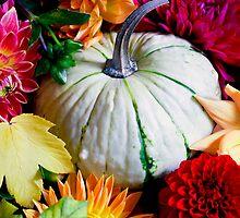 autumn arrangement  by torishaa