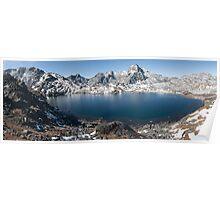 Sacred lake  Poster