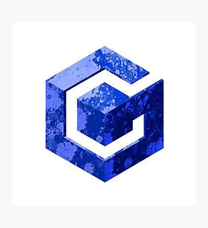GameCube Photographic Print