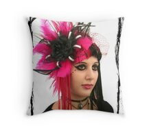 Fabulous Fasinator Throw Pillow