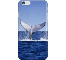 Whale of a time, Western Australia iPhone Case/Skin