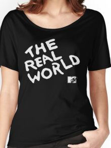 MTV The Real World Women's Relaxed Fit T-Shirt