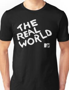 MTV The Real World Unisex T-Shirt