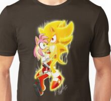".: The Wind will always Protect his Rose ""W-Effects:. Unisex T-Shirt"