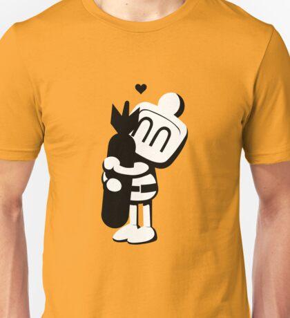 Bomberman Hugger Unisex T-Shirt