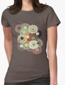 Clockwork Flowers T-Shirt T-Shirt