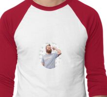 he's feeling the Bern Men's Baseball ¾ T-Shirt