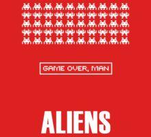 Aliens Kids Tee