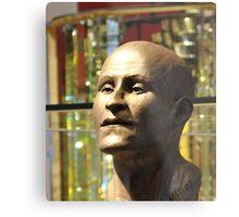 Egyptian Bust Metal Print