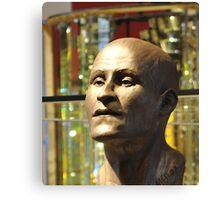 Egyptian Bust Canvas Print