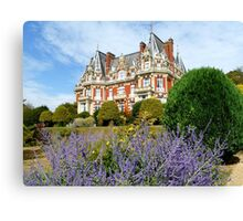 Chateau Impney Canvas Print