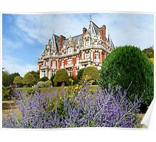 Chateau Impney Poster