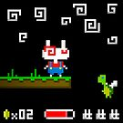 Super Mario Bunnies by Justin Mair