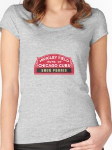 Ferris Bueller's Day Off Women's Fitted Scoop T-Shirt