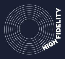 High Fidelity Kids Tee