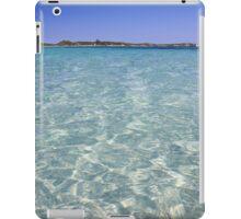 Penguin Island, Western Australia iPad Case/Skin