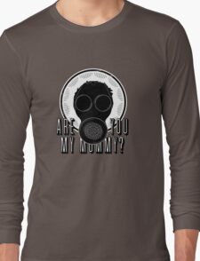 Are You My Mummy? (Alternate Text) Long Sleeve T-Shirt