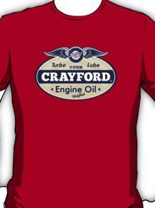Crayford Engine Oil T-Shirt