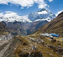 Annapurna Base Camp by idoavr