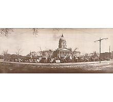 Kansas Association of Real Estate Agents - Circa 1921 Photographic Print
