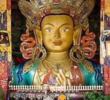 Maitreya Buddha  by idoavr