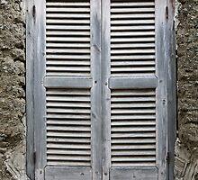 Old wood window  by idoavr