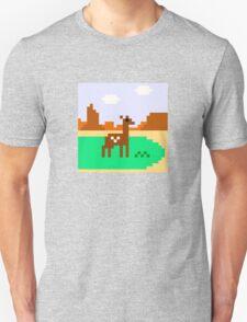 Deer in Meadow T-Shirt