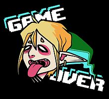 Link - GAME OVER by thevirtualboy